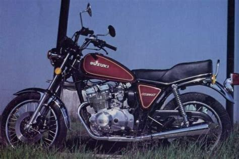 1980 Suzuki Gs250t Suzuki Gs250t