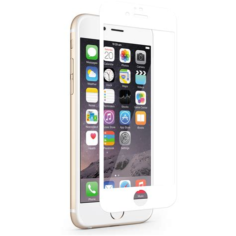 moshi ivisor xt screen protector for iphone 6 6s 99mo020971 b h