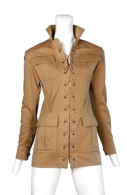 27 best la saharienne yves laurent images on safari jacket safari dress and