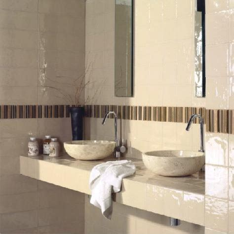 Modern Bathroom Ceramic Tile Chromatic Ceramic Tile Series Modern Bathroom