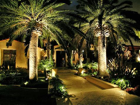 landscape lighting sacramento landscape