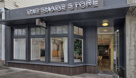 The Shade Store 1932 Fillmore Street San Francisco Ca