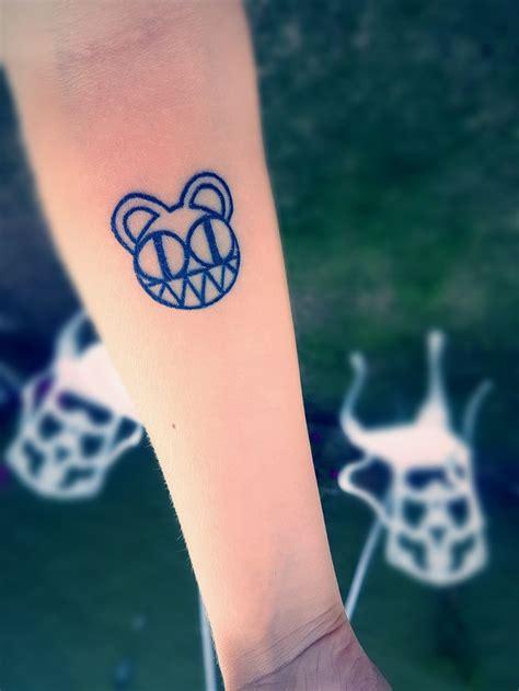 radiohead tattoo best 25 radiohead ideas on ufo