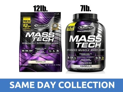Masstech Muscletech buy tech mass tech 12lb at best price in sri lanka