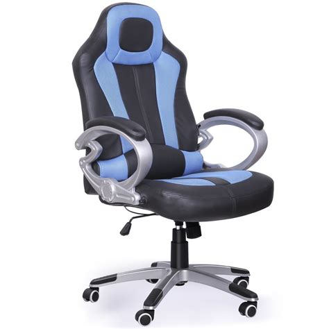 swivel gaming chair high back comfort racing sport swivel gaming chair which gaming chair the uk s best pc