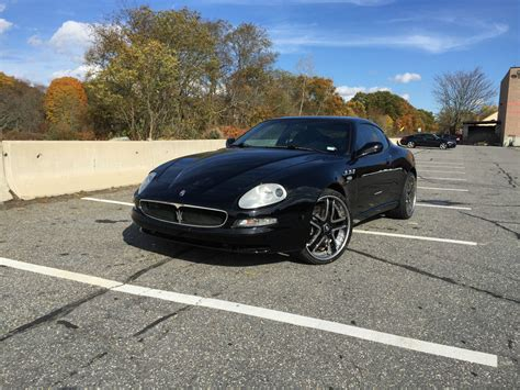 2004 Maserati For Sale by 2004 Maserati Coupe Gt Coupe For Sale