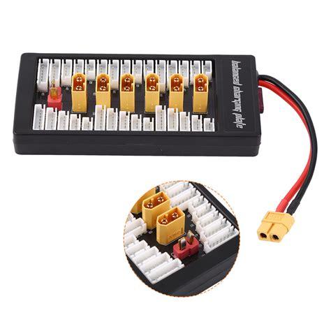 Parallel Charging Board Balance Charge Paralel Plate Xt Diskon lipo charging adaptor board xt60 2 6s charge balance