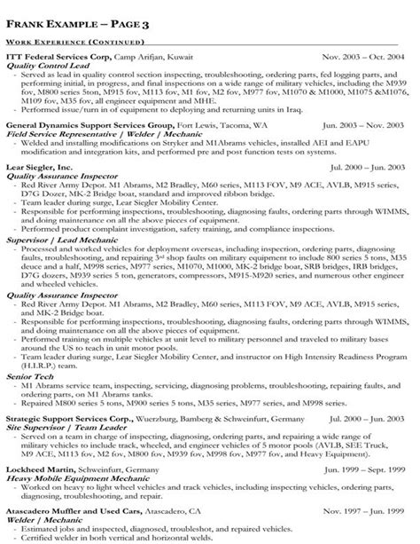federal resumes sles resume collection federal update 2018 resume my cvs