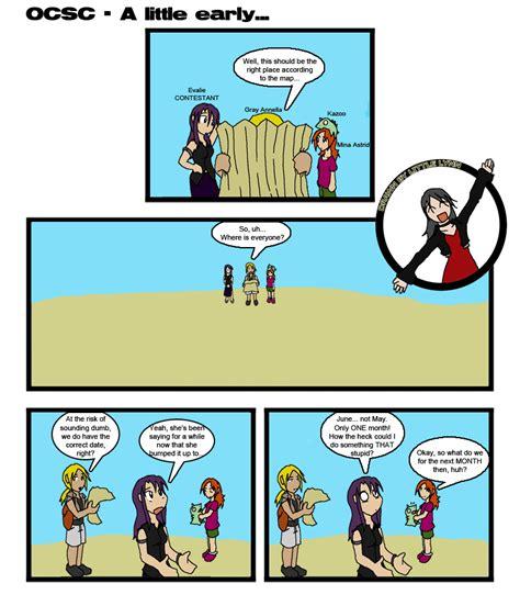 Ocsc Search Ocsc Comic 0 By Jocelynsamara On Deviantart