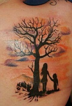 mother daughter tree tattoo and tattoos new home