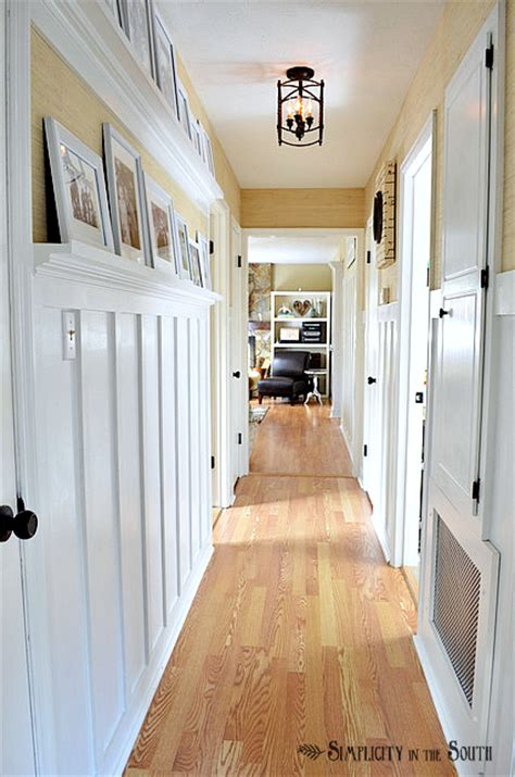 Foyer Decorating Ideas On A Budget Board Batten And On A Budget Cottage Charm