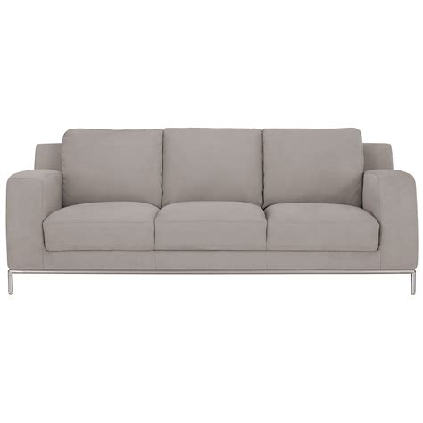 wynn sectional and ottoman city furniture wynn lt gray microfiber sofa