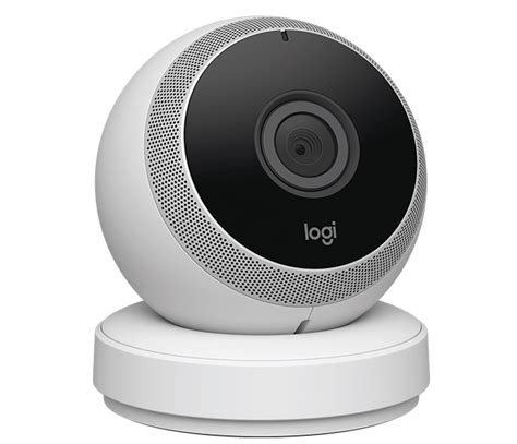logitech circle wireless home security and connection