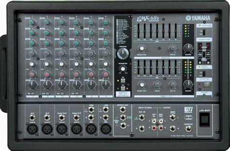 Power Mixer Yamaha Emx5014 yamaha emx68s image 149710 audiofanzine