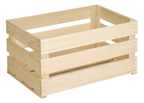 cassetta legno come riciclare le cassette della frutta in poche mosse e