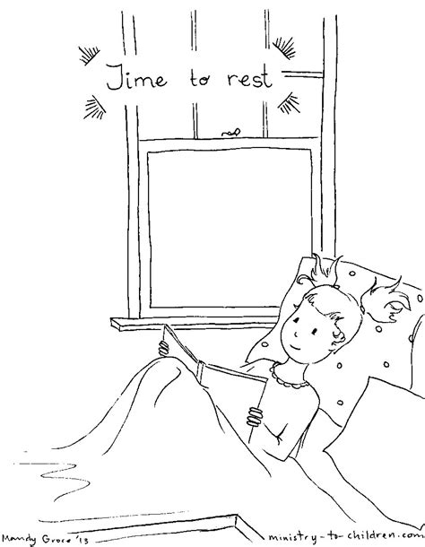 Daily Coloring Pages free coloring pages of daily routine worksheet