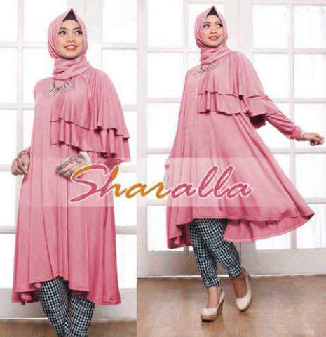 Mukena Katun Isyana Keren Trendy Murah Best Seller Fashion busana muslim terbaru sharalla tunik gamis syari modis