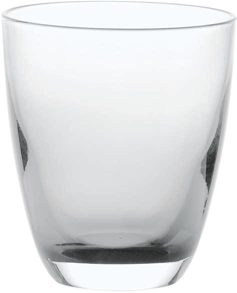 guzzini bicchieri guzzini set 6 bicchieri acqua bianco bicchieri
