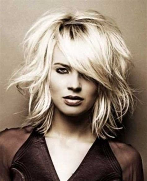 bob with volume on the top 30 best long blonde bob short hairstyles haircuts 2017