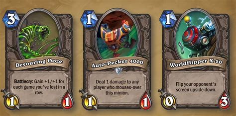 hearthstone fan made cards rejected cards hearthstone card pinterest cards