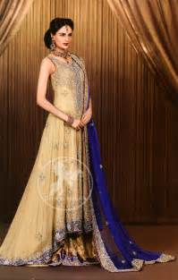 blue and gold wedding dress light gold royal blue back trail wedding frock and