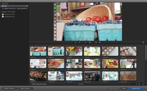 final cut pro out of memory how to import avchd files from a memory card or hard drive