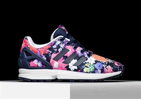 Adidas Zx Flux Floral Pattern | adidas zx flux floral
