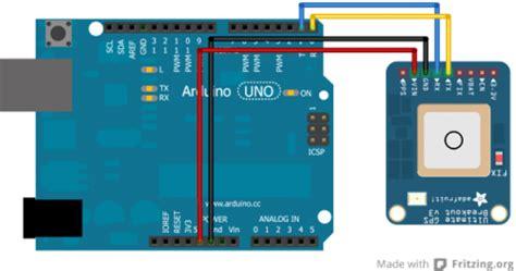 code arduino gps arduino gps clock arduino project hub