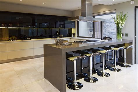 modern kitchen trends dramatic contemporary residence amazes with stunning