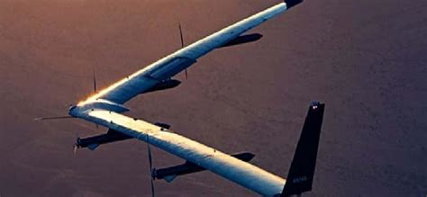 Drone Second successfully landed aquila beaming drone in second test फ स बक न क य गल