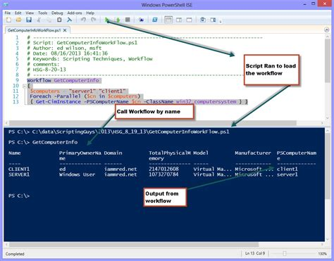 powershell workflow powershell workflow best free home design idea