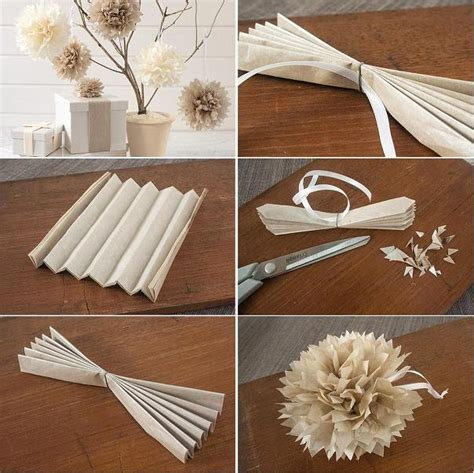 to make beautiful how to make beautiful paper flower ball step by step diy