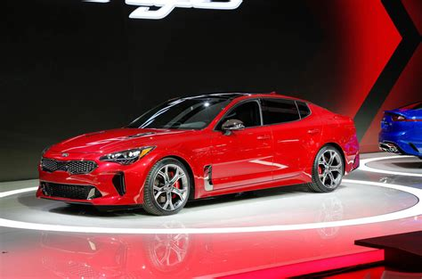 Kia Stinger 2017 Kia Stinger European Specifications Confirmed Autocar