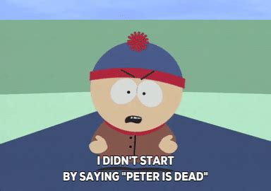 Stan Marsh Meme - south park gif find share on giphy