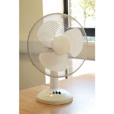 12 Quot 3 Speed Economy Desk Fan Fans Environmental Office Desk Fan