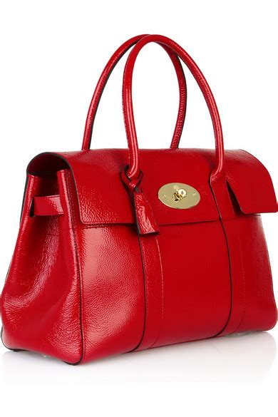 Mulberry Giles And Mulberry Collaboration Designer Handbags by Mulberry Bayswater Leather Bag Net A Porter