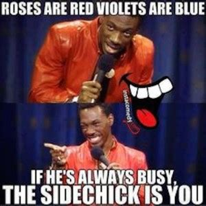 Side Bitches Meme - side chicks be like quotes quotesgram