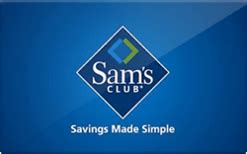 Sam S Club Gift Card Balance - sell sam s club gift cards raise