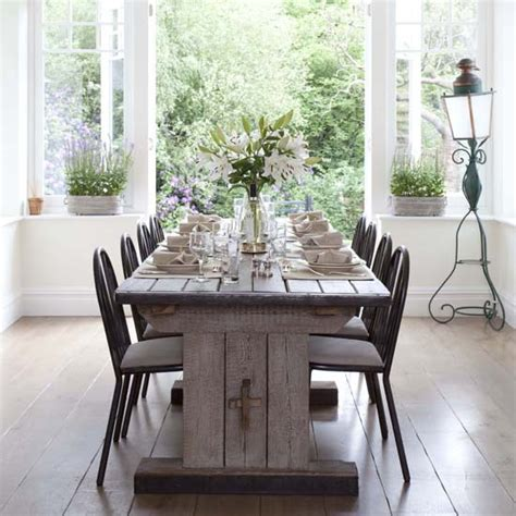 Conservatory Dining Table Conservatory Dining Ideas 10 Of The Best Ideal Home