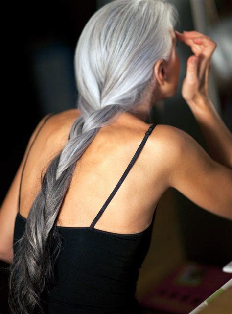 how long do you keep pravana silver in hair 1000 images about white silver platinum salt