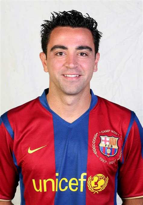 barcelona xavi xavi football world