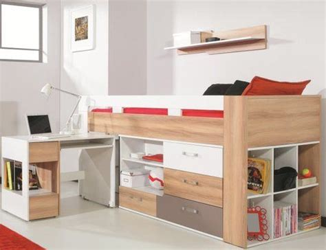lit bureau enfant 1000 ideas about lit haut on comforters