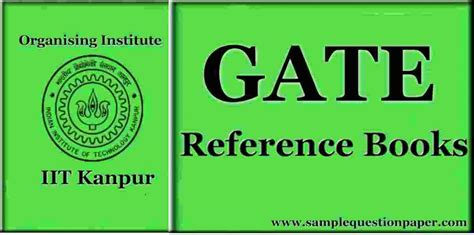 reference books for gate gate reference books gate iitk ac in