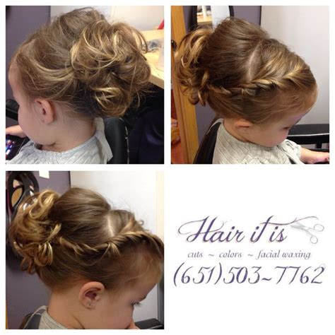 elegant hairstyles for toddlers 17 best images about little girl hairstyles on pinterest