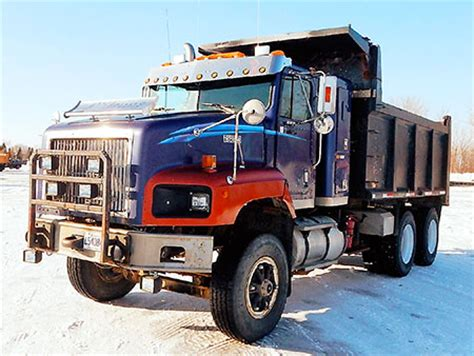 Dump Truck With Sleeper by Planning To Sell Or Buy A Dump Truck Check Current Used
