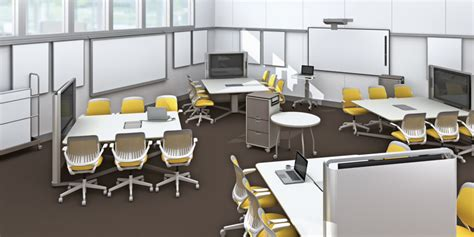classroom layout college how steelcase redesigned the 21st century college classroom