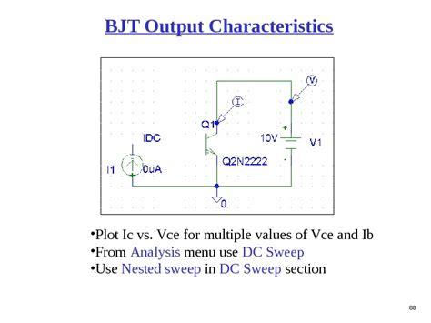 bjt transistor lecture notes bipolar transistor lecture notes 28 images the bipolar transistor ece 7366 advanced process