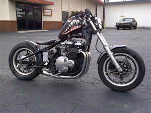 Suzuki 550 Bobber Suzuki Bobbers And Choppers Built At Cheap Chopperz