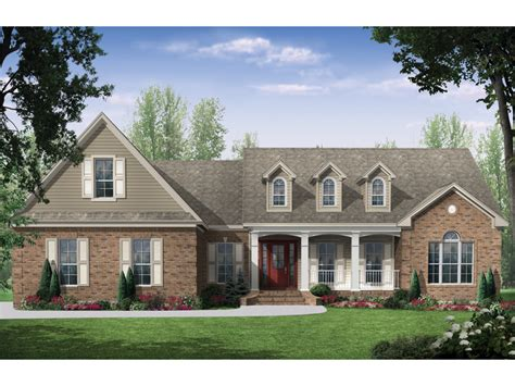 traditional country house plans holly green country ranch home plan 077d 0128 house