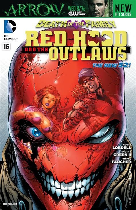 and the outlaws vol 1 rebirth 레드 후드
